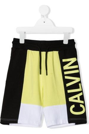 Calvin Klein Shorts mit Logo-Print