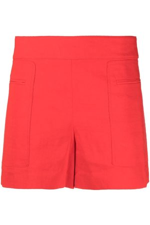 THEORY Damen Shorts - Jetted pocket shorts