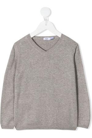 KNOT Pullover mit V-Ausschnitt