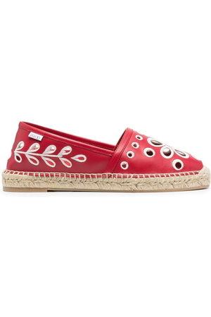 RED(V) Damen Espadrilles - Red-Eden Espadrilles