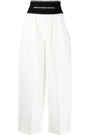 Alexander Wang Damen Hosen & Jeans - Hose mit weitem Bein