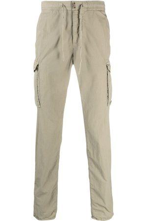 Incotex Straight-leg cargo trousers