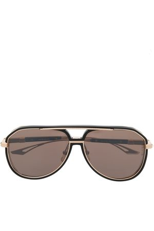 DITA EYEWEAR Herren Sonnenbrillen - Oversized aviator sunglasses