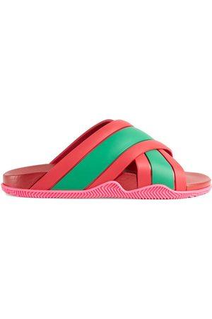 Gucci Web slide sandal