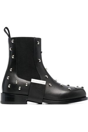 1017 ALYX 9SM Chelsea-Boots mit Nieten
