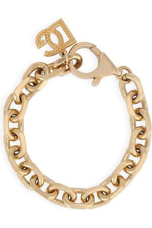 Dolce & Gabbana Herren Armbänder - Chunky curb-chain bracelet