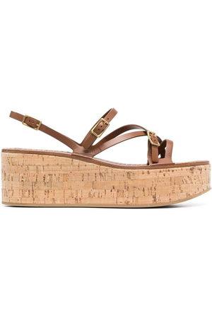 Tod's Strap-detail platform sandals