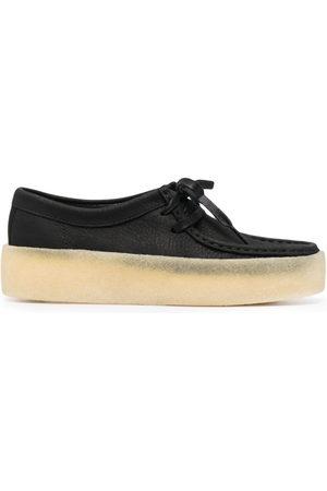 Clarks Sneakers mit Schnürung