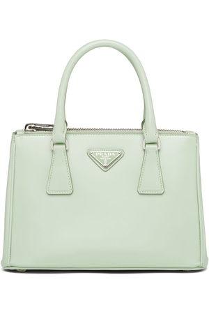 Prada Damen Handtaschen - Galleria Handtasche mit Logo