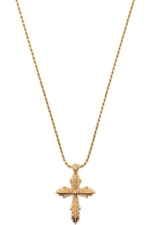 EMANUELE BICOCCHI Cross pendant necklace