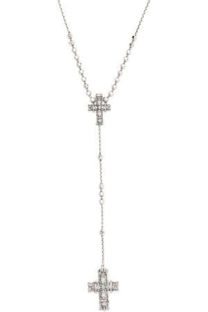 EMANUELE BICOCCHI Cross-pendant necklace