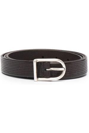 DELL'OGLIO Herren Gürtel - Adjustable buckle belt