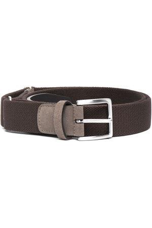DELL'OGLIO Contrast-panel belt