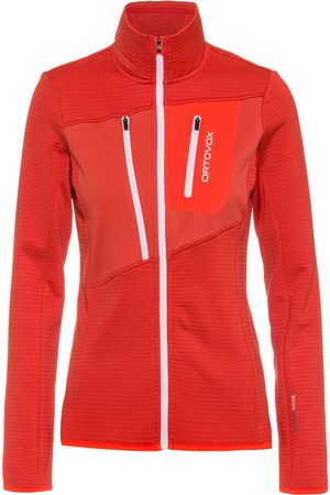 ORTOVOX Damen Fleecejacken - Grid Fleecejacke Damen