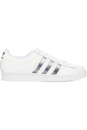 "adidas Herren Sneakers - Sneakers Aus Leder ""superstar"""
