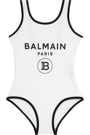 Balmain Badeanzug aus Jersey