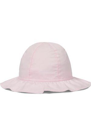 Il gufo Baby Hut aus Baumwolle