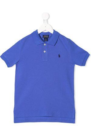 Ralph Lauren Jungen Poloshirts - Poloshirt mit Logo