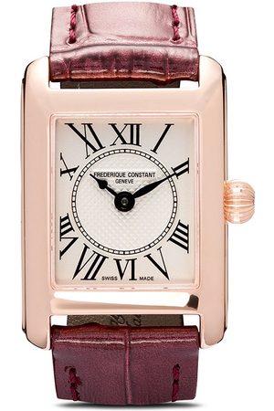 Frederique Constant Carrée' Armbanduhr, 23 x 21m