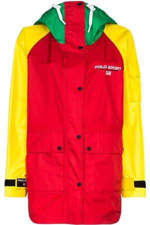Polo Ralph Lauren Damen Outdoorjacken - Jacke in Colour-Block-Optik