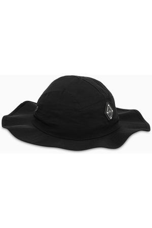 A-cold-wall* Logo print nylon bucket hat
