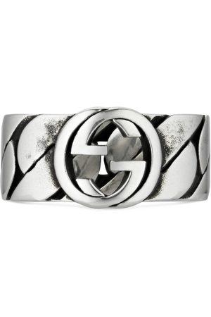 Gucci Halsketten - Ring mit GG