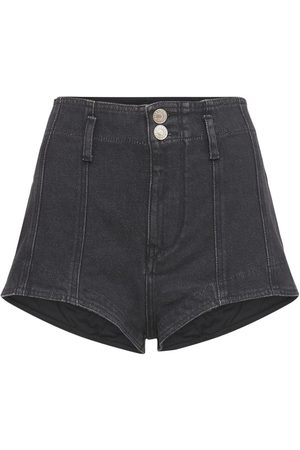 "Isabel Marant Shorts Aus Stretch-denim ""deversonbb"""