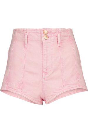 Isabel Marant Damen Shorts - Jeansshorts Deverson