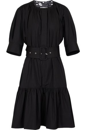 Chloé Damen Freizeitkleider - Minikleid aus Baumwollpopeline