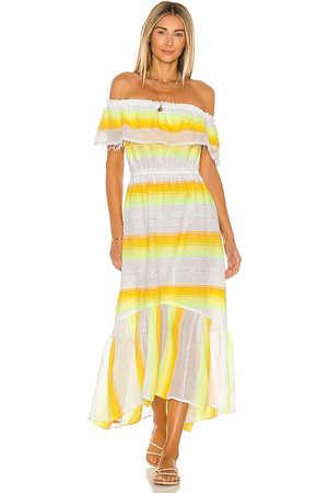 Lemlem X REVOLVE Mazaa Beach Dress in . Size S, XS, M.