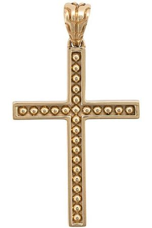 John Hardy 18kt 'Jawan' Goldkette mit Anhänger