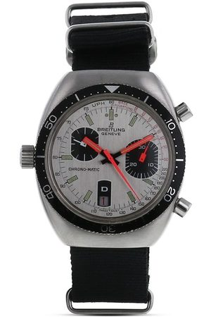 Breitling 1970s pre-owned Chrono-Matic 44mm
