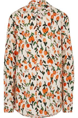 Marni Damen Blusen - Hemd aus Baumwollpopeline