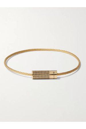 Le Gramme Herren Armbänder - 18-Karat Diamond Bracelet