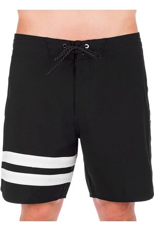 "Hurley Herren Badehosen - Phantom+ Block Party 2.0 Solid 18"" Boardshorts"