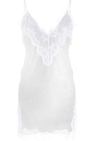 Christopher Kane Damen Partykleider - Kleid mit Kristallen