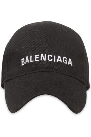 Balenciaga Baseballkappe mit Logo-Stickerei