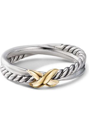 David Yurman Damen Ringe - 18kt Gelbgoldring