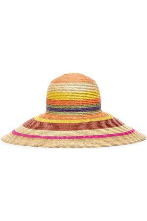 Missoni Hut mit Streifen