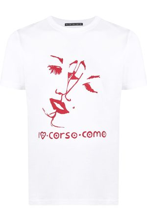 10 CORSO COMO Shirts - T-Shirt mit grafischem Print
