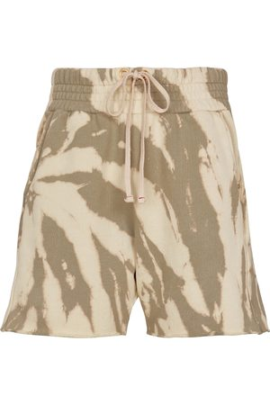 Les Tien Damen Shorts - Shorts Yacht aus Baumwoll-Jersey