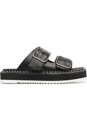AGL ATTILIO GIUSTI LEOMBRUNI Damen Sandalen - Soraya flat sandals