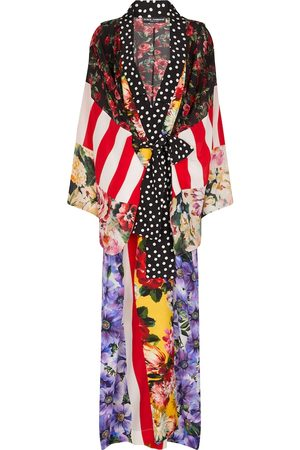 Dolce & Gabbana Mantel aus Seide