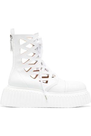AGL ATTILIO GIUSTI LEOMBRUNI Damen Schnürstiefel - Viggy lace-up boots