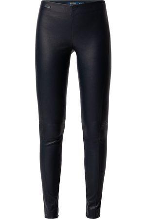 Polo Ralph Lauren Damen Slim & Skinny Hosen - Skinny-Hose mit Kontrasteinsätzen