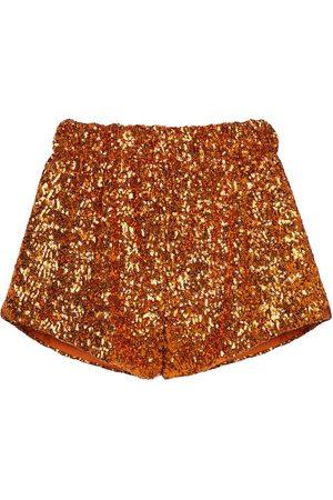 Oseree Exklusiv bei Mytheresa – Shorts mit Pailletten