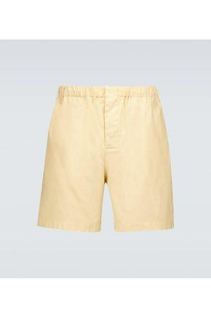 Auralee Shorts aus Baumwolle
