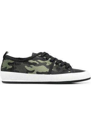 Premiata Sneakers mit Camouflage-Print