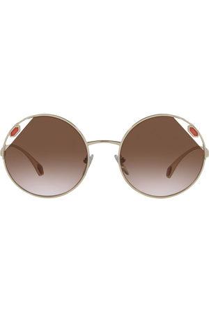 Bvlgari Sonnenbrille mit Cut-Outs