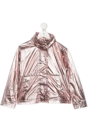 Moncler Enfant Funnel neck jacket
